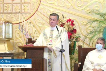 Mass Online | January 3rd 2021  |  Rev. Gabriel Toro