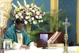 Mass Online | January 19th 2021  |  Rev. Saint Charles Borno