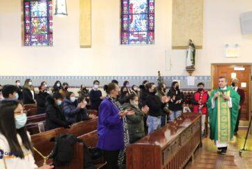 Mass Online   January 24th 2021     Rev. Gabriel Toro ( Spanish Mass)