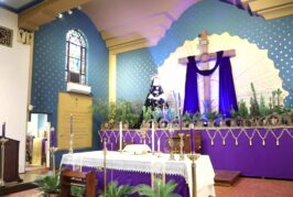 Holy Hour   March 23th 2021   Rev. Saint Charles Borno