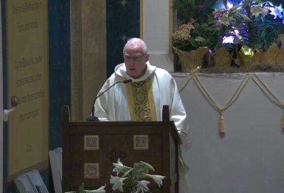 Mass Online   April 06 2021     Rev. Richard Hoare