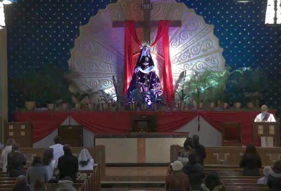 Liturgia de las horas  | April 03  2021  |  Deacon Alfredo Rendon.
