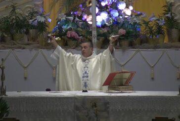 Mass Online | April 17  2021  |  Rev. Gabriel Toro (8:00 am)