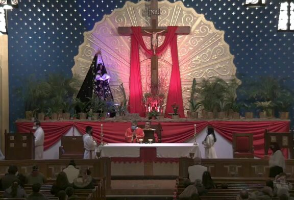 Mass Online  | Noche de Tinieblas | April 02  2021  |  Rev. Gabriel Toro R. (7:00pm)