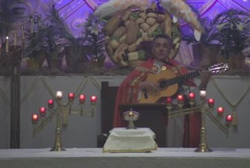 Mass Online  |   Ultima Cena | April 1  2021  |  Rev. Gabriel Toro (7:00pm)