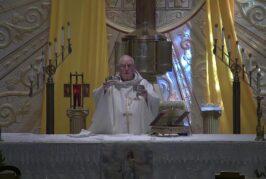 Mass Online   April 20  2021     Rev. Richard Hoare