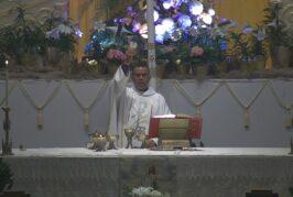 Mass Online   April 18  2021     Rev. Juan Pichardo (7:00am)