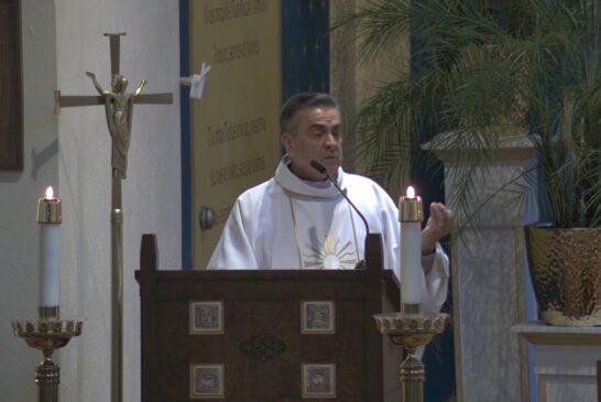 Mass Online   July 22th  2021     Rev. Juan Pichardo