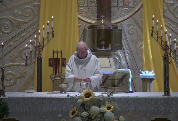 Mass Online | May 6th  2021  |  Rev. Richard Hoare