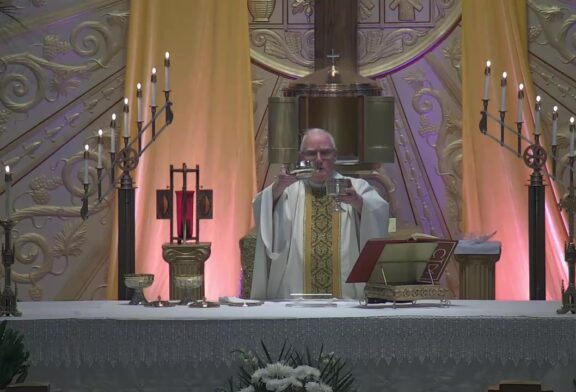 Mass Online | May 9th  2021  |  Rev. Richard Hoare. (12:00pm)
