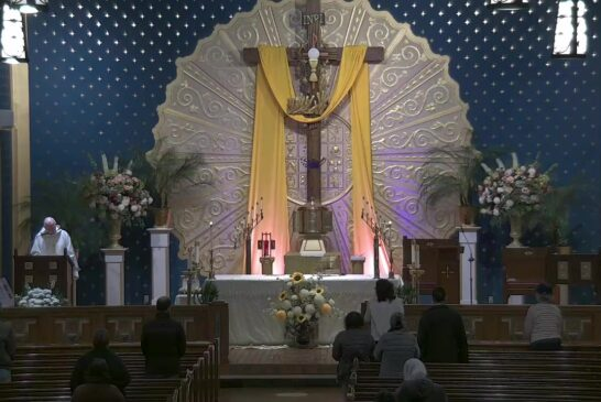 Mass Online | May 5th  2021  |  Rev. Richard Hoare