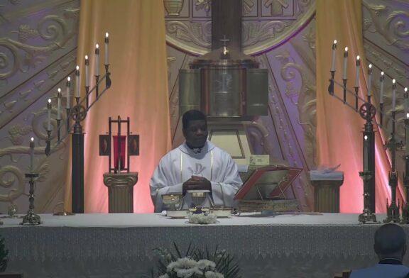 Mass Online | May 9th  2021  |  Rev. Saint Charles Borno (10:00am)