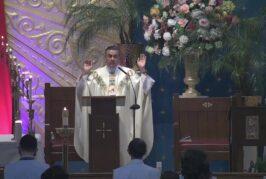 Mass Online | May 16th  2021  |  Rev. Gabriel Toro R.( 10:00am)
