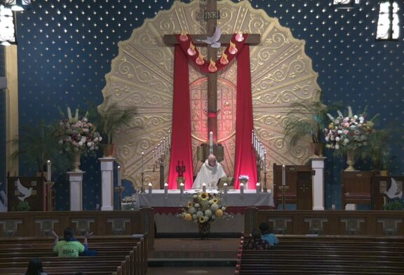 Mass Online | May 22th  2021  |  Rev. Richard Hoare (9:00am)