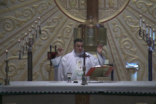 Mass Online   May 24th  2021     Rev. Gabriel Toro R.