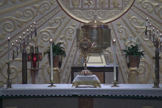 Mass Online / Holy Hour   May 28th  2021     Rev. Gabriel Toro R.