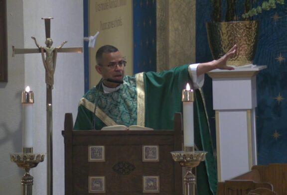 Mass Online   June 19th  2021     Rev. Juan Pichardo (8:00am)