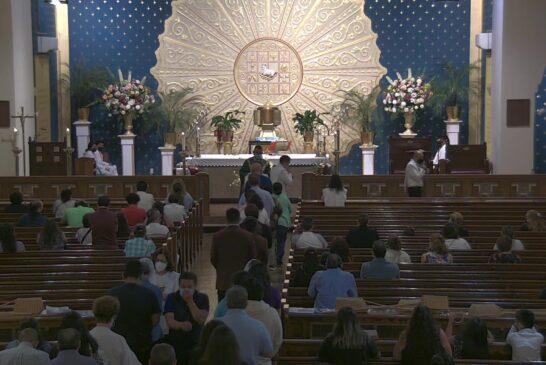 Mass Online   June 19th  2021     Rev. Juan Pichardo (7:00pm)