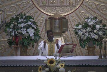 Mass Online   June 12th  2021     Rev.Saint Charles Borno (9:00am)