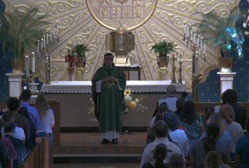 Mass Online   June 13th  2021     Rev. Gabriel Toro (10:00am)
