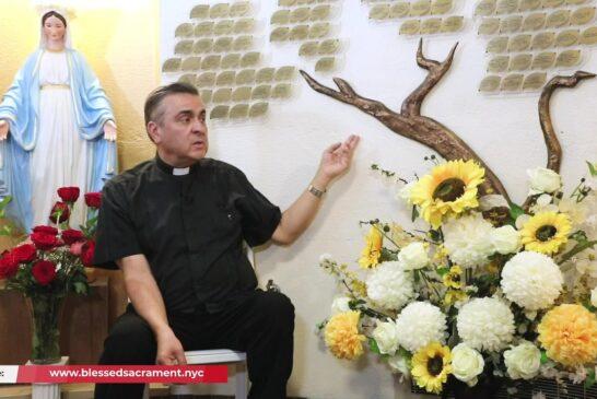 Tertulia con Maria:     El Arbol de la vida    Fr Gabriel Toro ( June. 12th 2021)