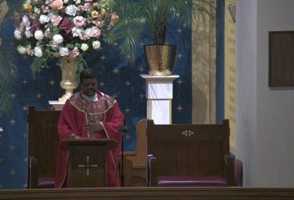Mass Online   July 3rd  2021     Rev.  Saint Charles Borno (8:00am)