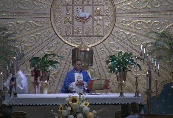 Mass Online | July 16th  2021  |  Rev.  Jorge Toro