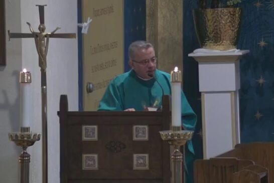 Mass Online | August  1st  2021  | Rev. Jorge Toro R. (10:00am)
