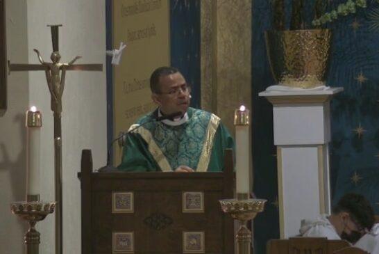 Mass Online   July 10th  2021     Rev. Juan Pichardo