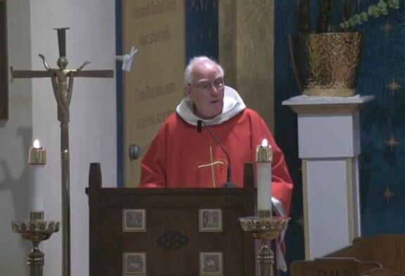 Mass Online | July 20th  2021  |  Rev. Richard Hoare