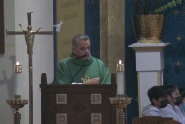 Mass Online |  July 18th  2021  |  Rev. Jorge Toro R. (1:30pm)