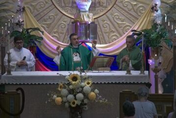 Mass Online | July 27th  2021  |  Rev. Gabriel Toro R