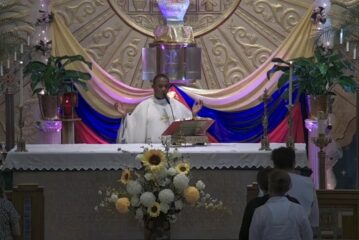 Mass Online   July 26th  2021     Rev. Andres Mateo