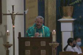 Mass Online | July 25 th  2021  |  Rev. Jorge Toro R. (7:00am)