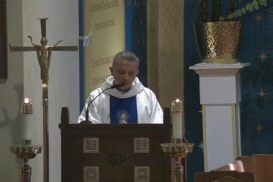 Mass Online | July 24th  2021  |  Rev. Jorge Toro R. (8:00am)