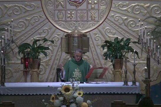 Mass Online | July 2nd  2021  |  Rev.  Jorge Toro R.