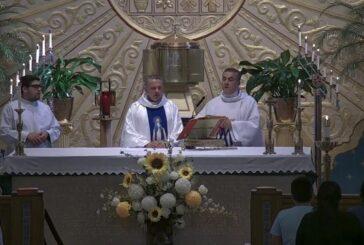 Mass Online | July  29th  2021  | Rev. Jorge Toro R.