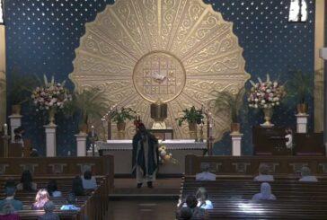 Mass Online | September  19th   2021  | Rev.  Saint Charles Borno (12:00pm)