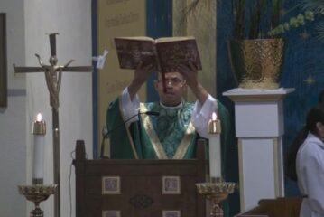Mass Online   September  12st  2021    Rev. Juan Pichardo (1:30pm)