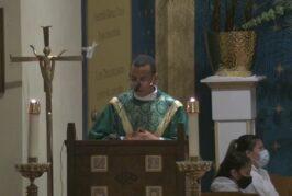 Mass Online   October 10th  2021    Rev. Juan Pichardo  (1:30pm)