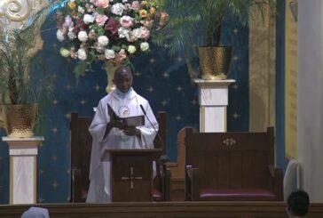 Mass Online | September  11th   2021  | Rev. Peter Chidi Osuagwy  (9:00am)