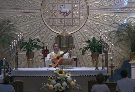 Mass Online | September  27th   2021  | Rev. Gabriel Toro