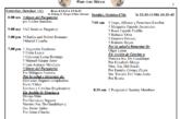 Mass Intentions October 18th - October 22th 2021