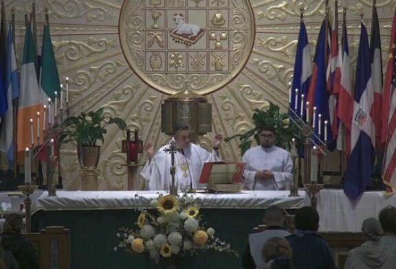 Mass Online | October 11th  2021  | Rev. Gabriel Toro
