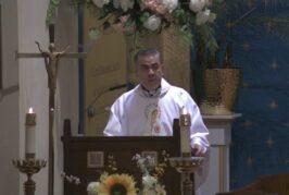 Mass Online | October 23th  2021  | Rev. Gabriel Toro (8:00am)