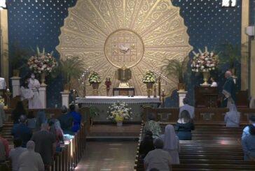 Mass Online | October 3rd  2021  | Rev.  Richard Hoare (12:00pm)