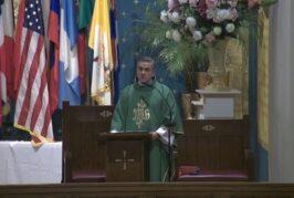 Mass Online   October 10th  2021    Rev. Gabriel Toro (10:00am)