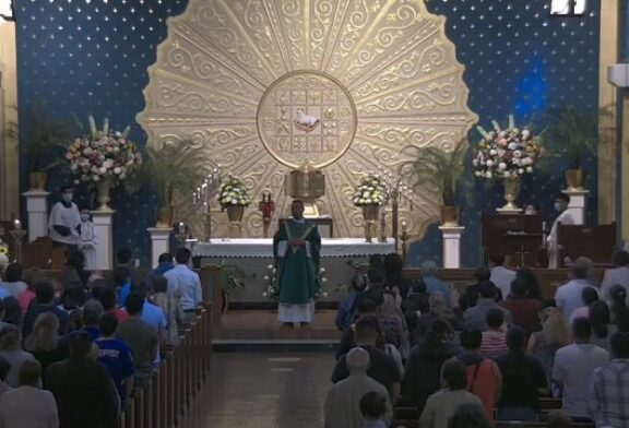 Mass Online   October 3rd  2021    Rev.Juan Pichardo (10:00am)
