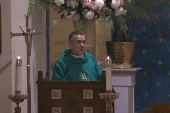 Mass Online | October 13th  2021  | Rev. Gabriel Toro