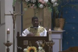 Mass Online | October 23th  2021  | Rev. Saint Charles Borno (9:00am)